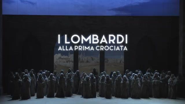 I Lombardi alla prima crociata Video 3