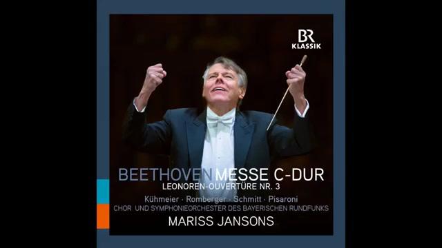 Mariss Jansons - Beethoven Messe C-Dur Video 3