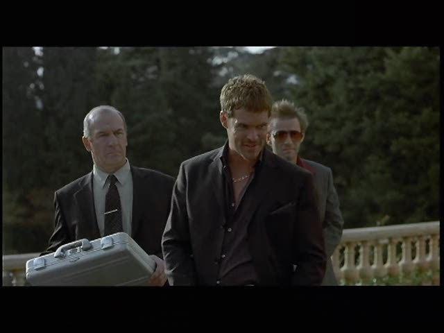 The Transporter Video 8