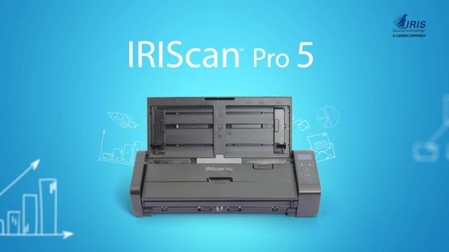 IRISCan - Pro 5 Video 3