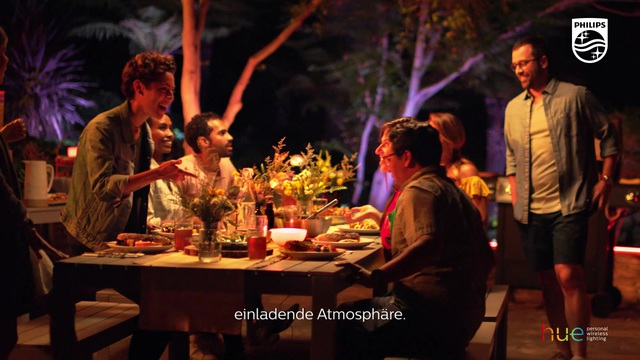 Philips - Hue - Gartenparty Video 31