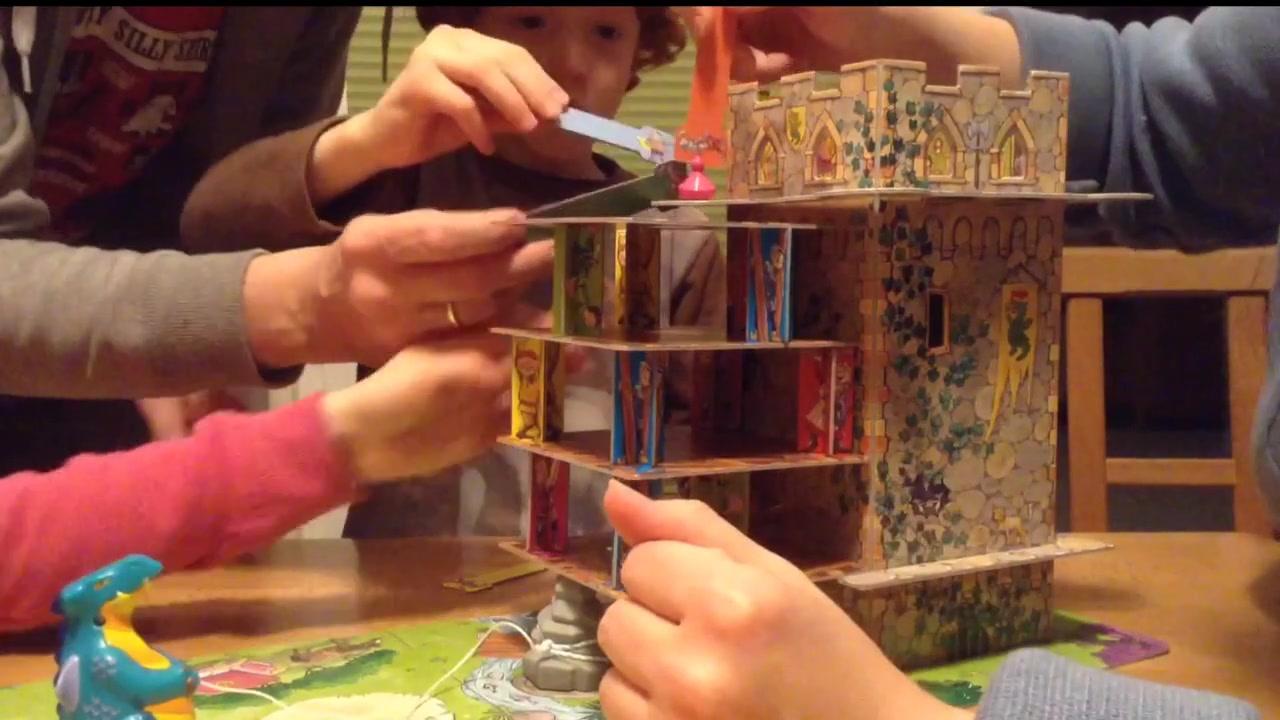 Spielbericht Familie Glinka Drachenturm_302647