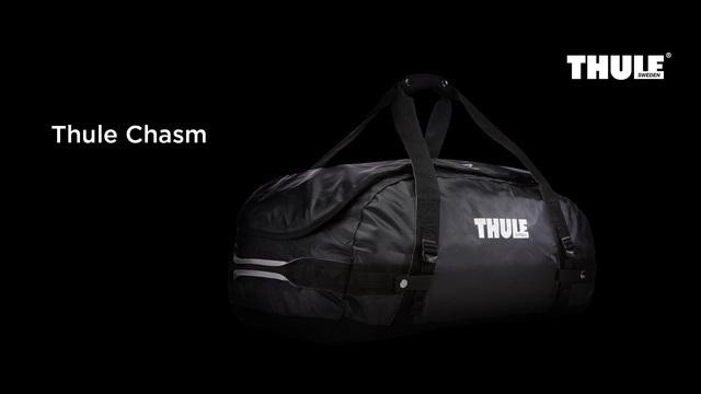 Thule Sweden - Chasm Duffel Video 3