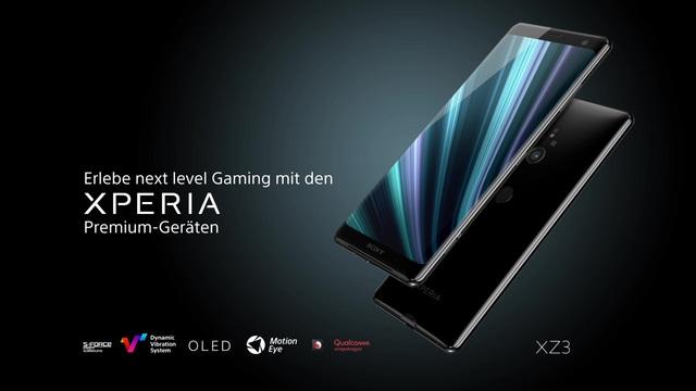 Sony - Xperia XZ3 Video 4