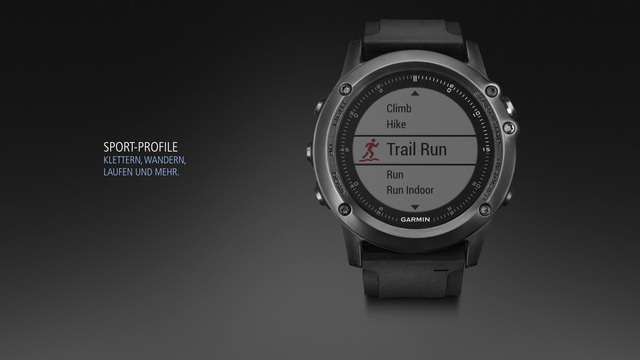 Garmin fenix 3 HR Video 9