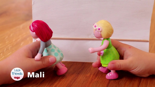 HABA Little Friends Mali (spanisch)