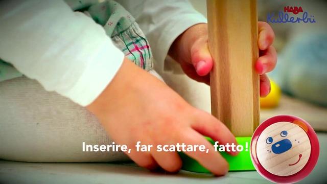 HABA Kullerbü (italienisch) Erklärvideo