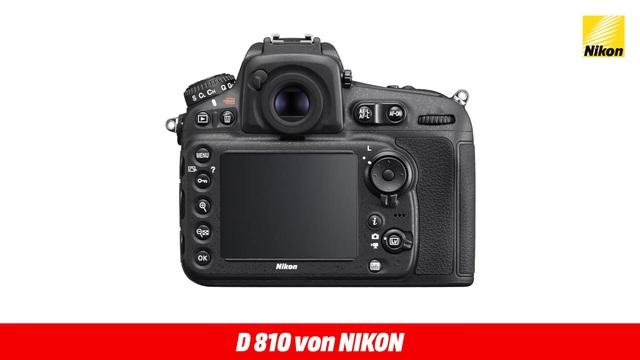 D 810 + AF-S 24-120MM - VBA410K001 Video 7