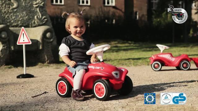 BIG - Bobby Car Video 5