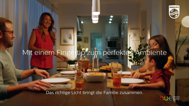 Philips - Hue - Dinner Time Switch Video 23