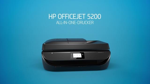 Officejet 5230 Video 3