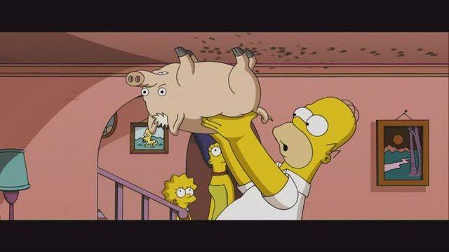 Die Simpsons: Der Film Video 3