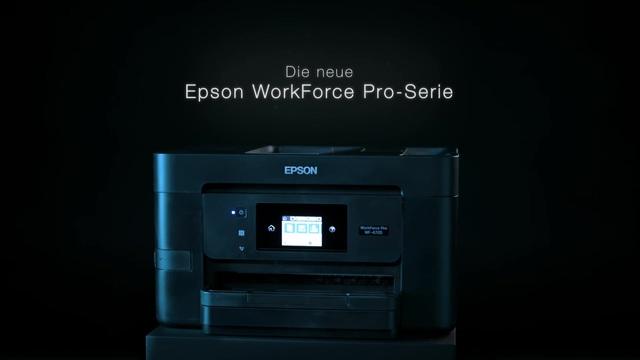 Epson - Die WorkForce Pro-Serie Video 10