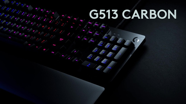 Logitech - G513 Carbon Video 3