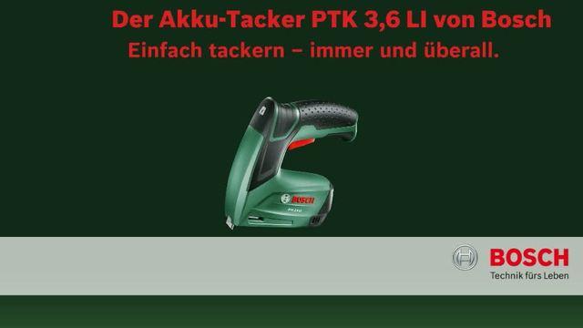 PTK 3,6 LI Video 3