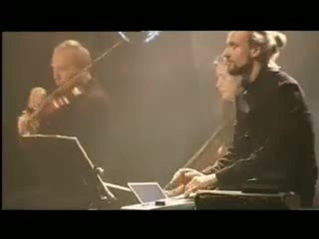 Kronos Quartet - Uniko Video 3