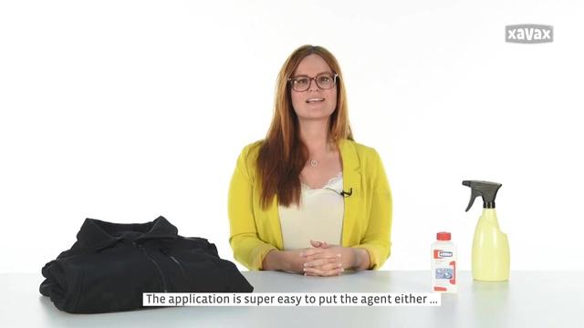 Xavax - Imprägniermittel Video 2