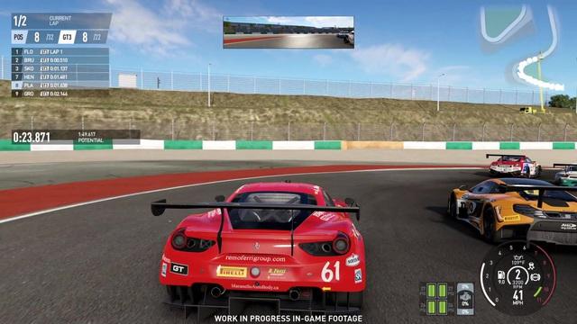 Project Cars 2 - Ferrari - Algave Chase Video 4