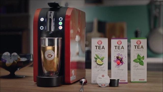 Teekanne - TeaLounge System Video 3
