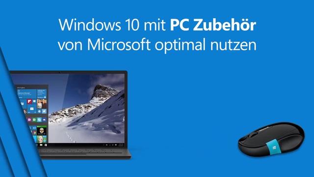 Windows 10 PC Zubehör Video Video 3