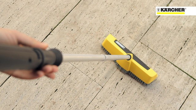 Power Scrubber PS40 - Surface cleaner Video 8