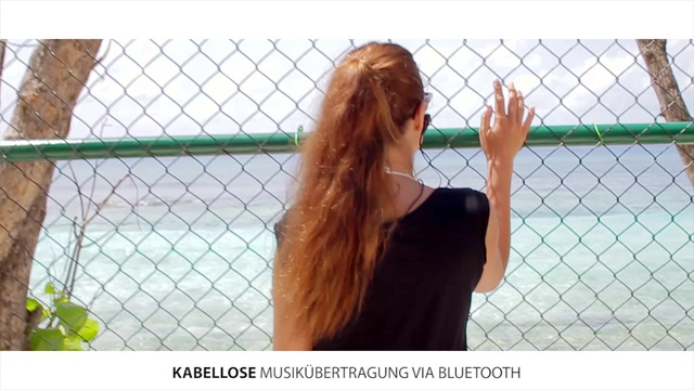Technaxx - Musicman Bluetooth Kopfhörer / Bluetooth Headset Video 2