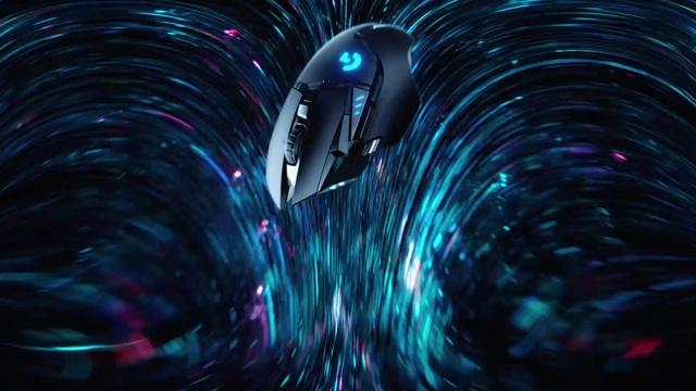 Logitech - G502 Lightspeed Gaming Maus Video 3