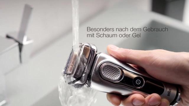 Braun - Series 9 - Anwendung Video 9