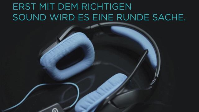 Logitech - G430 Surround Sound Gaming Headset Video 8