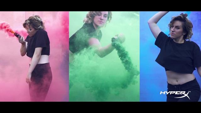 Kingston - HyperX RGBe You Campaign Video 14