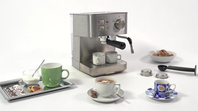 Profi Cook - Espressoautomat PC-ES 1109 Video 3