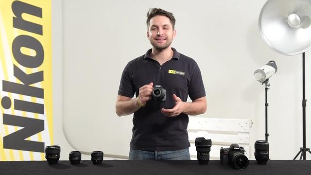 Nikon - Vorteile von DSLR Kameras Video 11