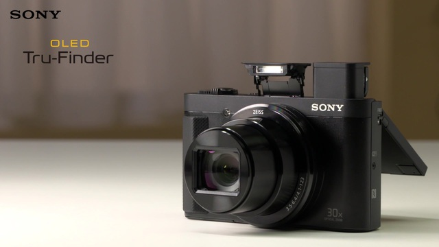 Sony - Cyber-shot HX80 Video 3