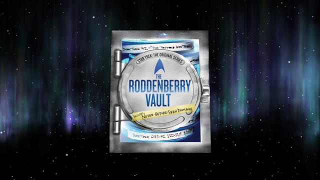 STAR TREK: The Original Series - The Roddenberry Vault [Blu-ray] Video 3
