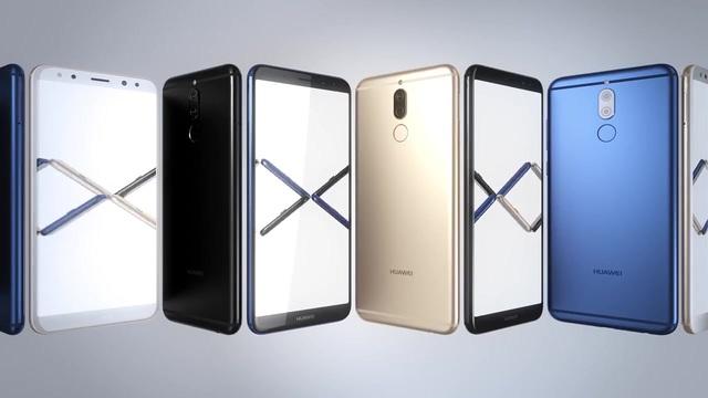 Huawei - Mate 10 lite Video 3