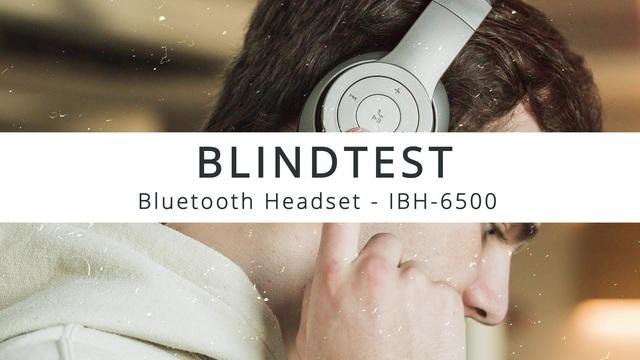 ISY - IBH-6500 Bluetooth Headset - Erster Eindruck Video 3