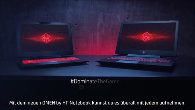 HP - Omen Laptop Video 3