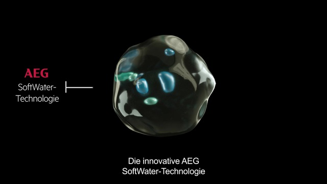 AEG - SoftWater-Technologie - Kein Verblassen Video 24