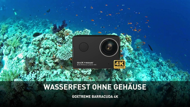 GoXtreme - Barracuda 4K Action Cam Video 3