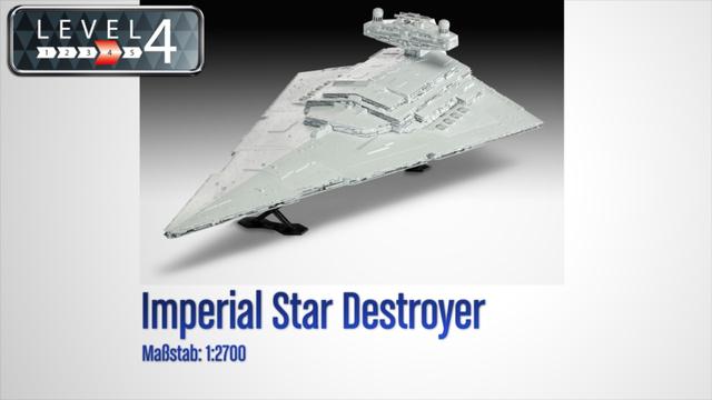 Revell - Imperial Star Destroyer Video 3