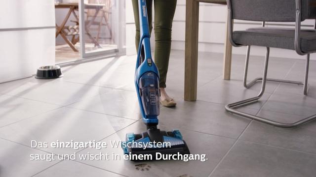 Philips PowerPro Aqua FC6404/01 Video 3