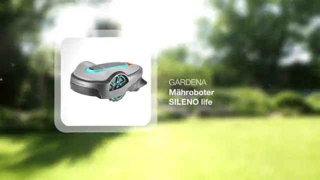 Robotic Mower SILENO life Video 12
