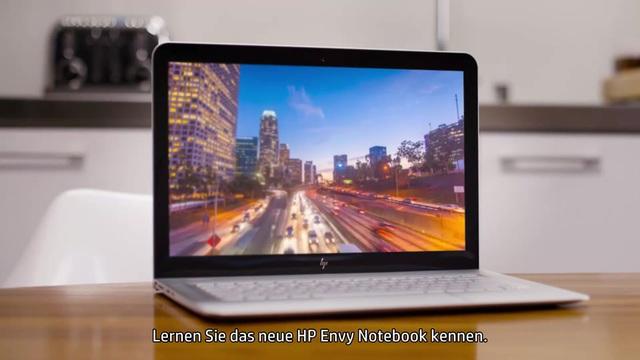 HP - Envy Notebook Video 3