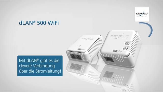 Devolo - dlan 500 WiFi Video 3