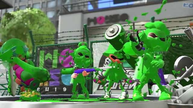 Splatoon 2 Video 2