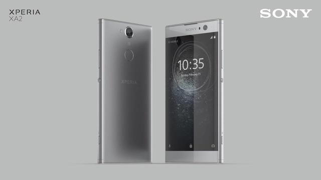 Sony - Xperia XA2 Smartphone Video 3