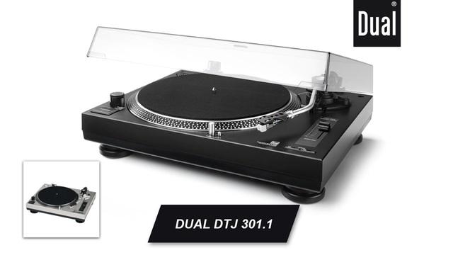 Dual - DTJ 301.1 Video 3