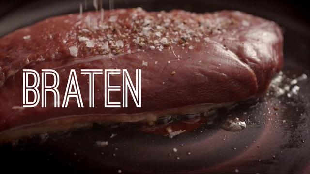 Tefal - Pfannen - Titanium Excellence perfekte Bratergebnisse Video 3