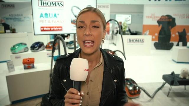 IFA Highlights - Thomas - Bionic Washstick Video 3