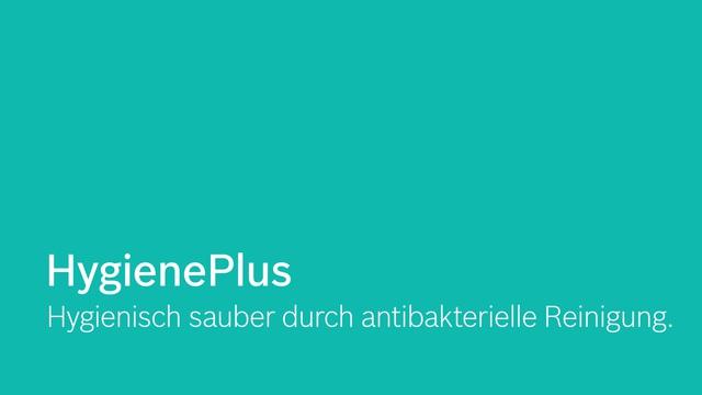 Bosch - HygienePlus Video 12